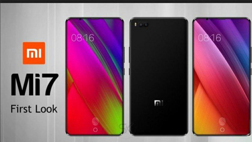 Xiaomi Mi 7 first look